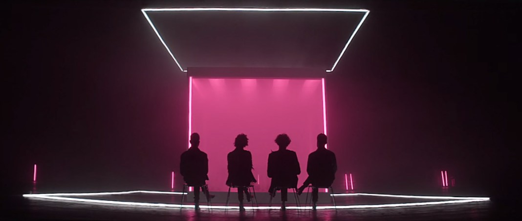 The 1975 - The Sound (official video clip) - Hit Channel