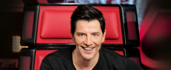 Σάκης Ρουβάς - Sakis Rouvas - The Voice of Greece 2016- Hit Channel