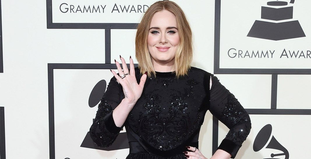 Adele - Grammy Awards - Hit Channel