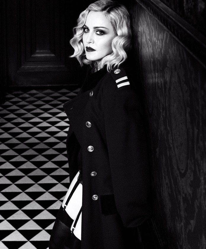 Madonna - Harper's Bazaar - February 2017 - Hit Channel