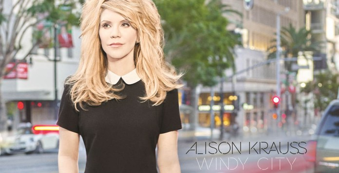 Alison Krauss - Windy City (album cover) - Hit Channel