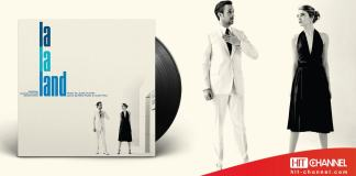 La La Land - OST soundtrack - LP vinyl (Ryan Gosling - Emma Stone) - Hit Channel