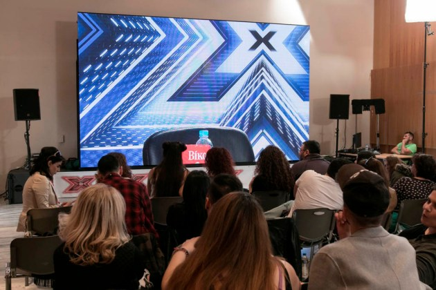 X Factor 2 Greece - Auditions - Hit Channel