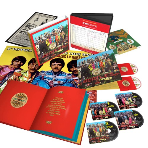 The Beatles - Sgt Pepper's Lonely Hearts Club Band (Anniversary Edition) - Hit Channel