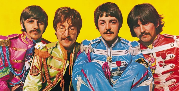 The Beatles - Sgt Pepper's Lonely Hearts Club Band (artwork) - Hit Channel