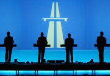 kraftwerk '3-D The Catalogue' Live Box Set