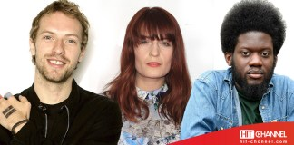 Chris Martin (Coldplay) - Florence Welch - Michael Kiwanuka - Hit Channel