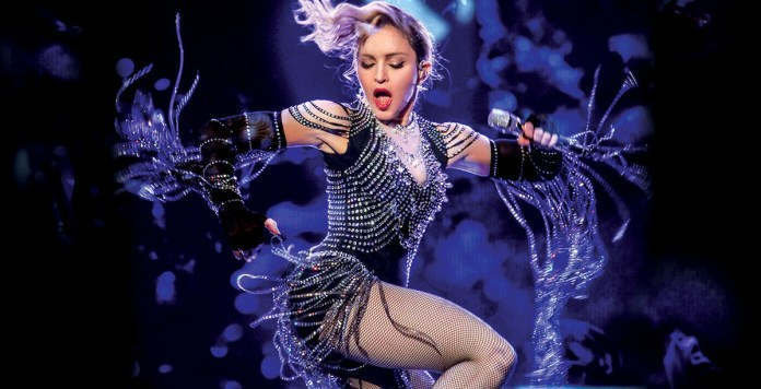 Madonna - Rebel Heart Tour - Hit Channel