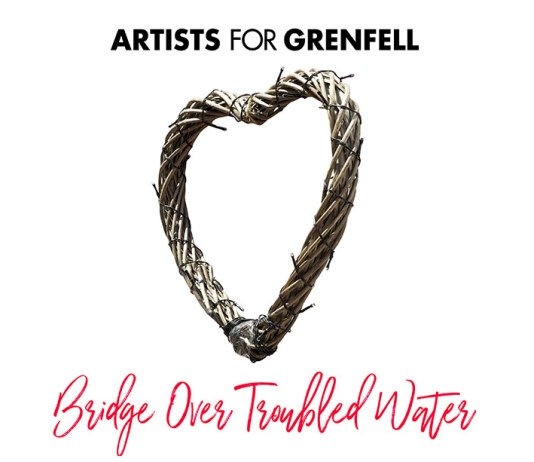 Artists for Grenfell - Bridge Over Troubled Water - Hit Channel