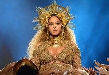 Beyonce - 59th Grammy Awards - Hit Channel