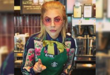 Lady Gaga - Starbucks - Hit Channel