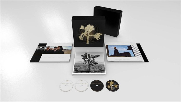 U2 - The Joshua Tree (box set) - Hit Channel