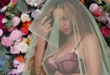 Beyonce (maternity photoshoot) - Hit Channel