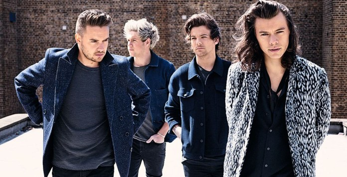 One Direction (Liam Payne - Niall Horan - Louis Tomlinson - Harry Styles) - Hit Channel