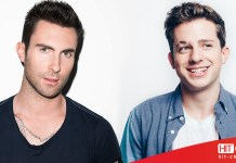 Adam Levine (Maroon 5) - Charlie Puth - Hit Channel