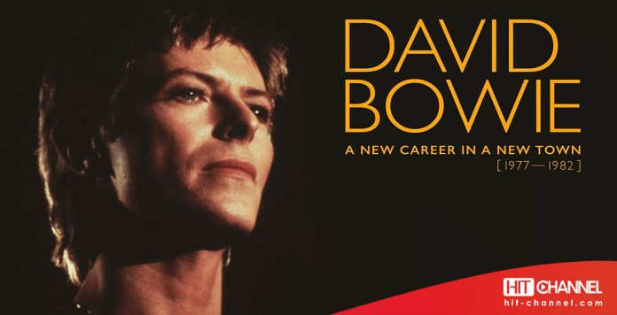 David Bowie - A New Career In A New Town (1977 - 1982) - Hit Channel