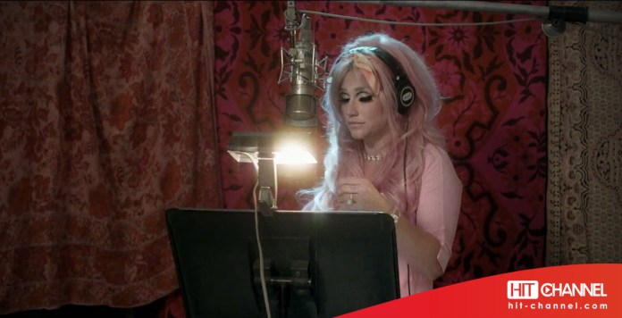 Kesha - Rainbow (video clip) - Hit Channel