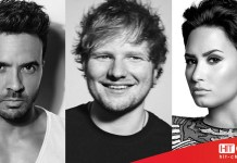 Luis Fonsi - Ed Sheeran - Demi Lovato - Hit Channel