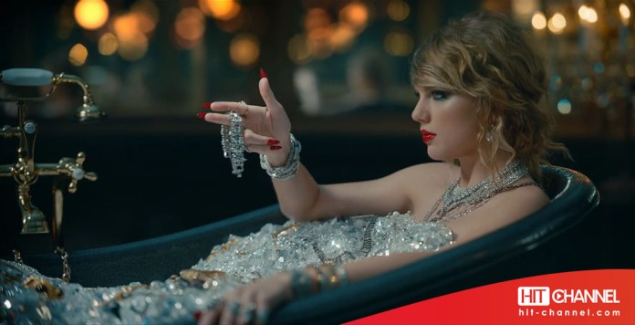 Taylor Swift - Look What You Made Me Do (video clip) - Hit Channel
