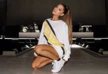 Ariana Grande - Reebok - Hit Channel