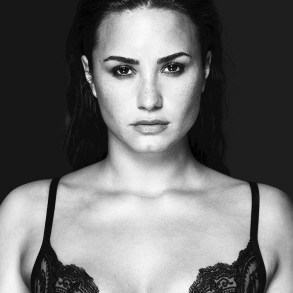 Demi Lovato - Tell Me You Love Me (album photoshoot) - Hit Channel