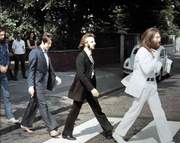 The Beatles - Abbey Road - Hit Channel