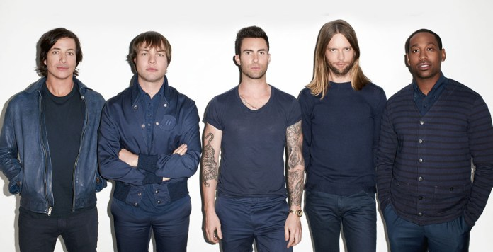 Maroon 5 - Adam Levine - Hit Channel