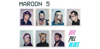 Maroon 5 - Red Pill Blues (album cover) - Hit Channel