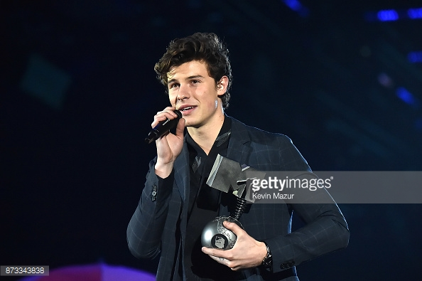 Shawn Mendes - MTV EMA 2017 - Hit Channel