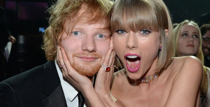 Ed Sheeran - Taylor Swift - Hit Channel