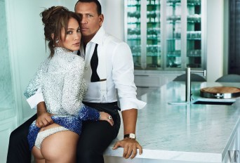 Jennifer Lopez - Alex Rodriguez - Vanity Fair 2017 - Hit Channel