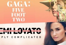 Lady Gaga (Five Foot Two) - Demi Lovato (Simply Complicated) - Hit Channel