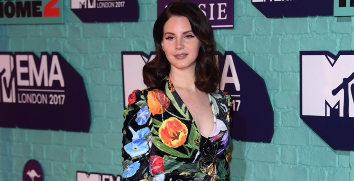 Lana Del Rey - MTV EMA 2017 - Hit Channel