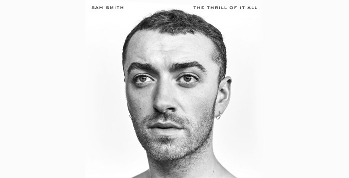 Sam Smith - The Thrill Of It All (album cover) - Hit Channel