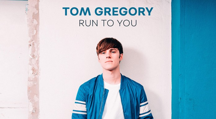 Ο Tom Gregory στο πρώτο του single «Run To You» #video