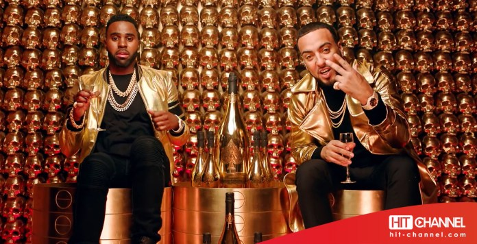 Jason Derulo - Tip Toe feat French Montana (video clip) - Hit Channel