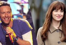 Chris Martin (Coldplay) - Dakota Johnson - Hit Channel