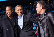 Jay-Z - Barack Obama - Bruce Springsteen - Hit Channel