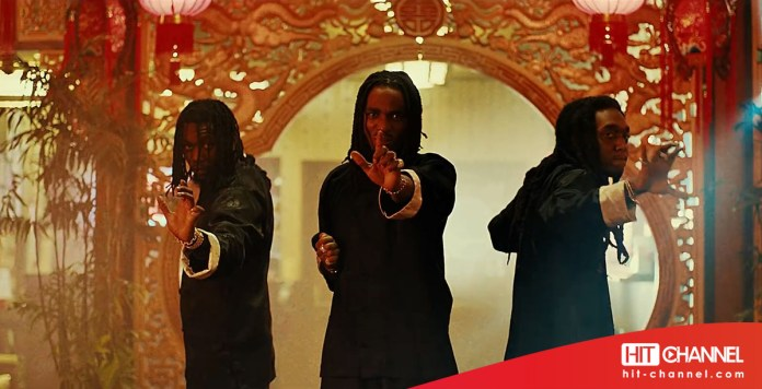 Migos - Stir Fry (video clip) - Hit Channel