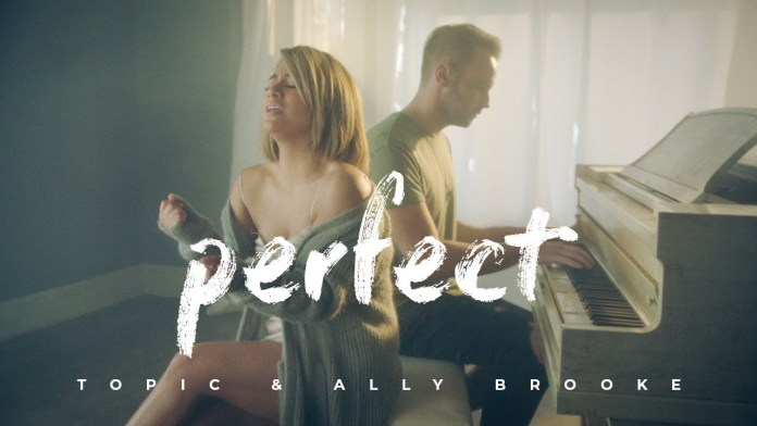 Topic - Ally Brooke - Perfect (video clip) - Hit Channel