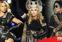 Beyonce - Madonna - Michael Jackson - Super Bowl - Hit Channel