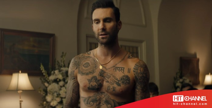 Maroon 5 - Wait - Adam Levine (video clip) - Hit Channel