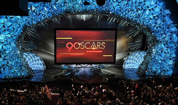 90th Academy Awards - Oscar 2018 - Stage - Hit Channel