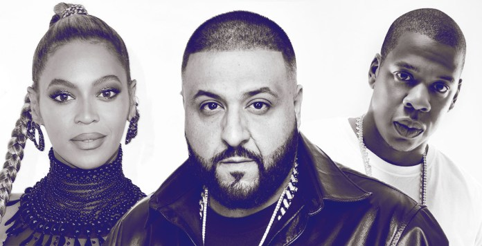 Beyonce - DJ Khaled - Jay Z - Hit Channel