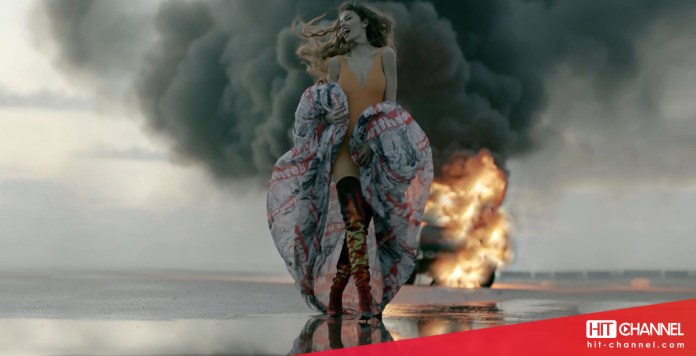 Eleni Foureira - Fuego - Eurovision 2018 - Cyprus (video clip) - Ελένη Φουρέιρα - Κύπρος - Hit Channel