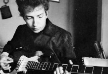 Bob Dylan - Fender Telecaster guitar - Hit Channel