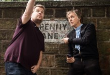 James Corden - Paul McCartney - Carpool Karaoke - Penny Lane - Hit Channel
