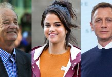 Bill Murray - Selena Gomez - Daniel Craig - Hit Channel