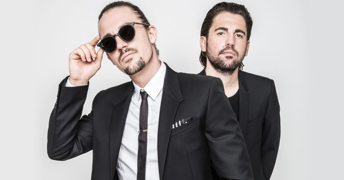 DJs Dimitri Vegas & Like Mike - Hit Channel