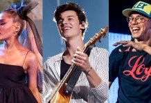 Ariana Grande - Shawn Mendes - Logic - Hit Channel